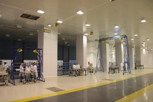 Аэрокомпозит КАПО корпус 83 чистые помещения
