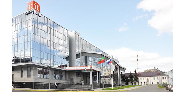 Комплекс IT-Парка по ул.Петербургская,52