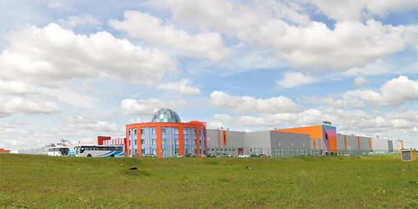 Завод по производству двигателей и автомобилей «Форд» в ОЭЗ «Алабуга»