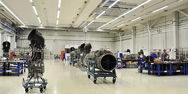 АО «Климов». Реконструкция производственной базы для выпуска вертолетных двигателей
