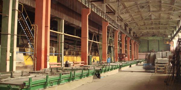 Завод КПД-3. Реконструкция и новое строительство объектов