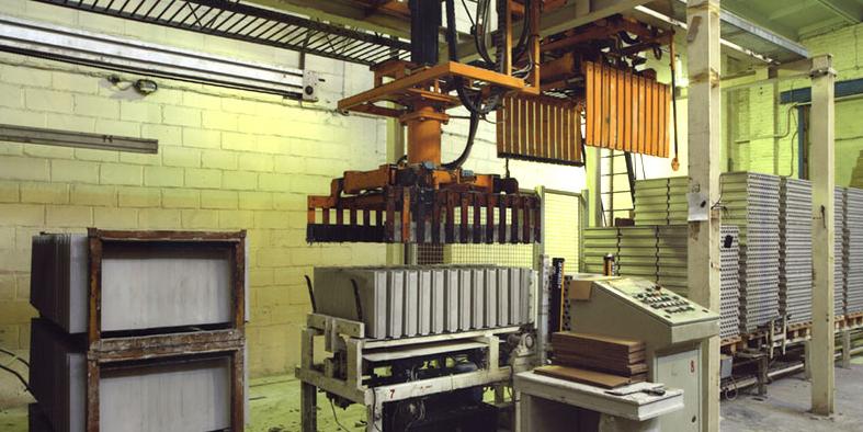 Производство гипсовых  пазогребневых плит на  существующих производственных площадях ООО Апсалямовский комбинат СКиМ.