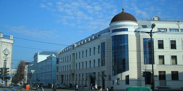 Комплекс Казанского педагогического университета