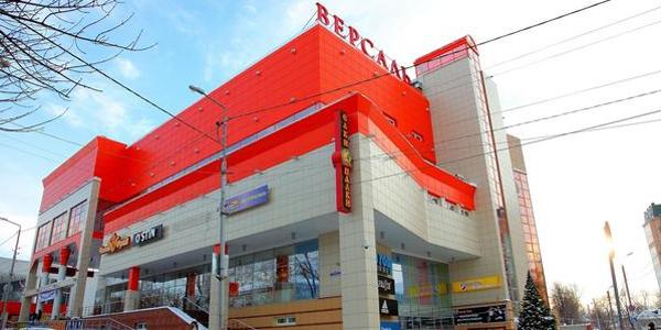Административно-торговое здание по ул. К. Маркса в Ленинском районе г. Ульяновска.