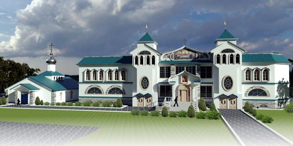 Воскресная школа на территории храма во имя Благоверного князя Александра Невского в г. Казань.