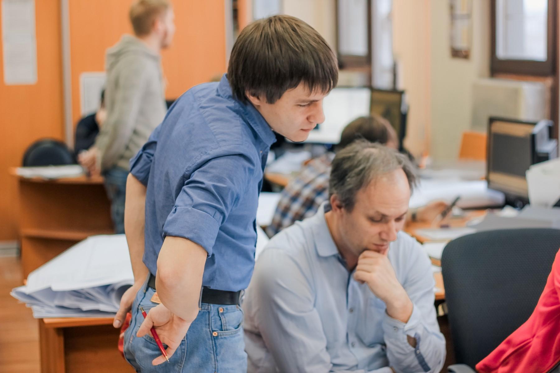 """Продолжается конкурс на лучшего молодого проектировщика АО """"Гипронииавиапром"""""""