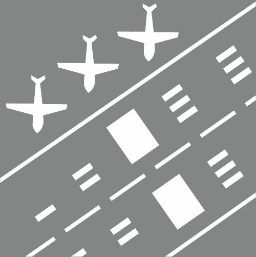 аэропортовые и аэродромные комплексы